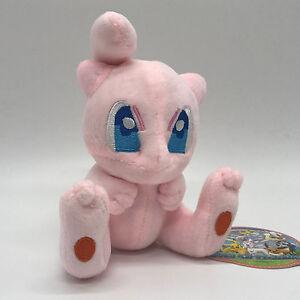 Pokemon Go Anime Mew 151 Plush Psychic Type Soft Toy Stuffed Animal