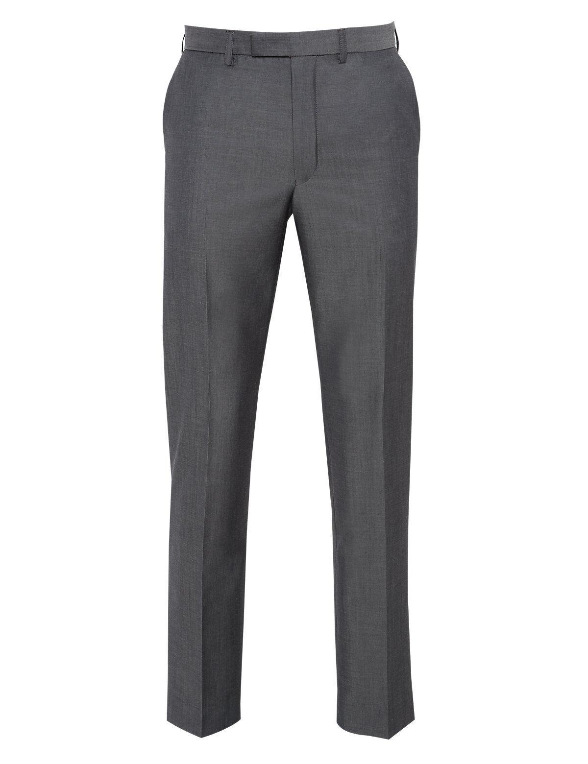 New M&S M&S M&S Autograph grau Wool Blend TailGoldt Fit Suit Sz  36 L 38 L 40 L    | Die Farbe ist sehr auffällig  | Internationale Wahl  | Erste Gruppe von Kunden  b8293e