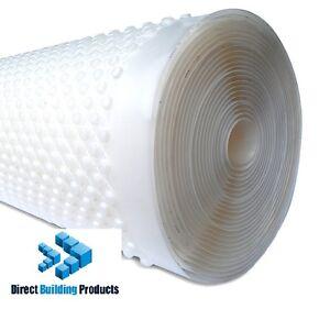 details about basement cellar waterproof tanking membrane 2m x 20m