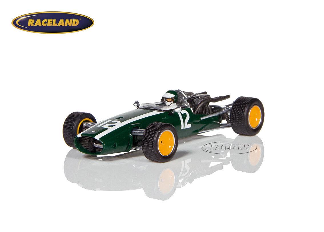 Cooper t81b Maserati v12 f1 GP Hollande 1967 Jochen Rindt, SPARK 1 43, s4806