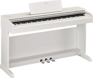Yamaha-YDP-143-WH-weiss-matt-Digital-Piano-Epiano-elektrisches-Klavier