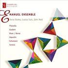 Emanuel Ensemble plays Piazzolla, Gaubert, Bizet & Borne (CD, Jun-2011, Champs Hill Records)