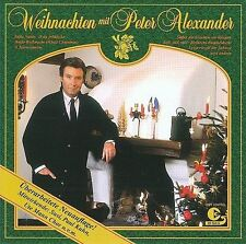 PETER ALEXANDER (AUSTRIA) - WEIHNACHTEN MIT PETER ALEXANDER [BONUS TRACKS] (NEW