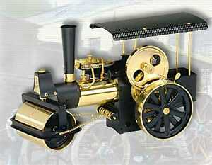 Wilesco D365 Toy Steam Engine Roller New Au Special Made In Germany