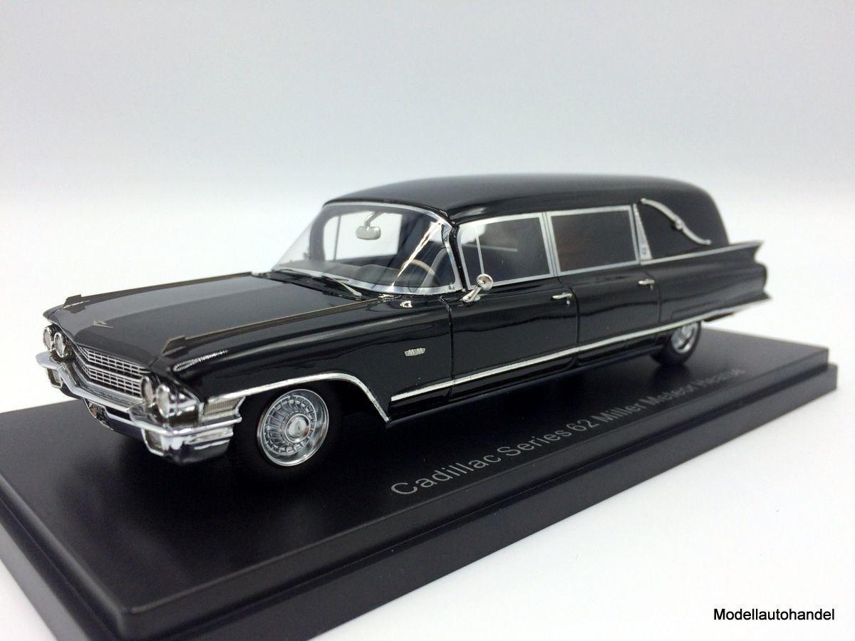 Cadillac 1 Series 62 Miller Meteor Hearse 1962 NEO 1 Cadillac 43 46840 218032