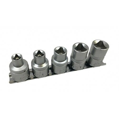 1088-5 Pc VW AUDI TRIANGLE BOLT SOCKET SET