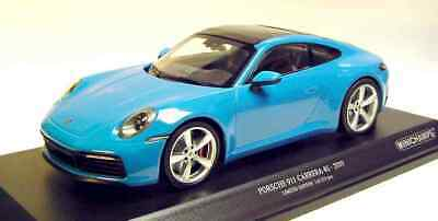 Minichamps 153067326 1:18 carrera 4s 153067326 992 Porsche 911 nuevo