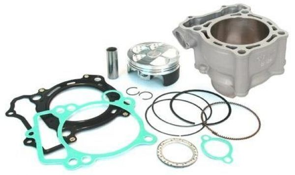 Standard Bore HC Kit Cylinder/Wiseco Piston/Gaskets CRF450R 02-08 96mm/13:1
