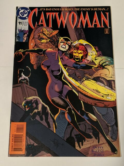 Catwoman #11 June 1994 DC Comics