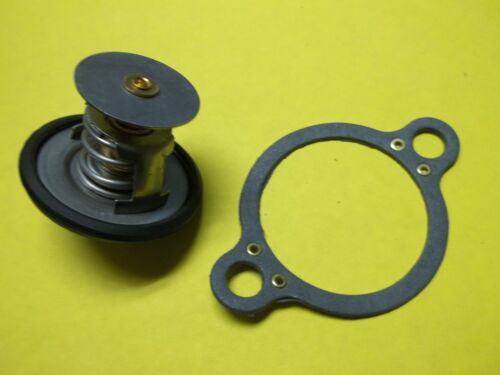 NEW Thermostat Kit w// gasket o-ring VOLVO PENTA 3831426 4.3 5.0 5.7 8.1 L  v6 v8