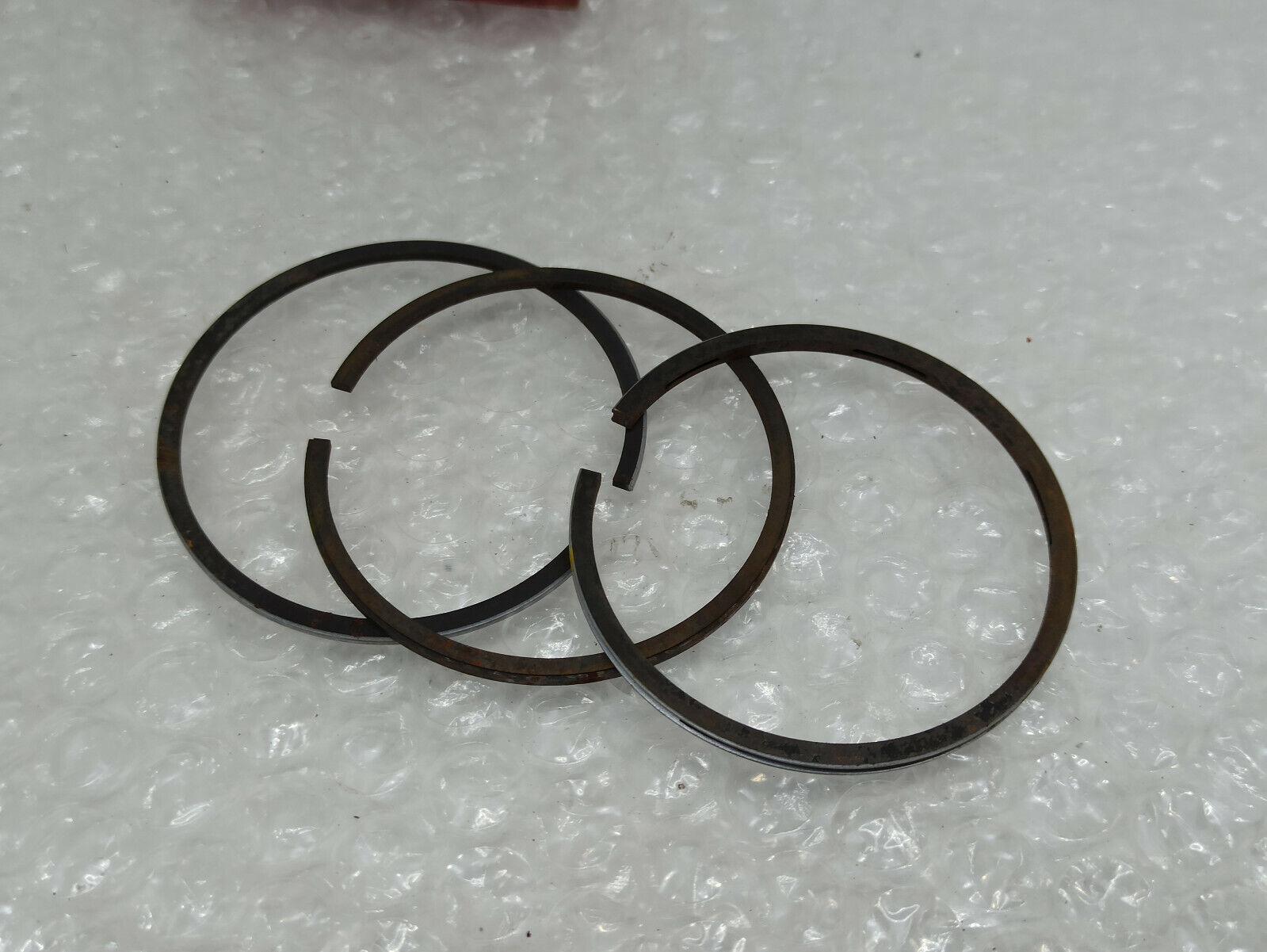 pair NOS Honda CB125 CL125 TL125 SL125 Ring Set 13031-330-005 0.50mm oversize