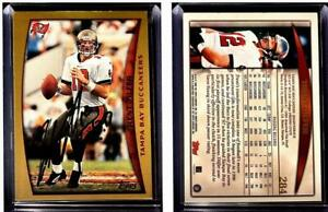 Trent Dilfer Signed 1998 Topps #284 Card Tampa Bay Buccaneers Auto Autograph