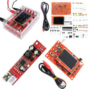Assembled-DSO138-2-4-034-TFT-DIY-Module-Probe-Case-Digital-Oscilloscope-Kit