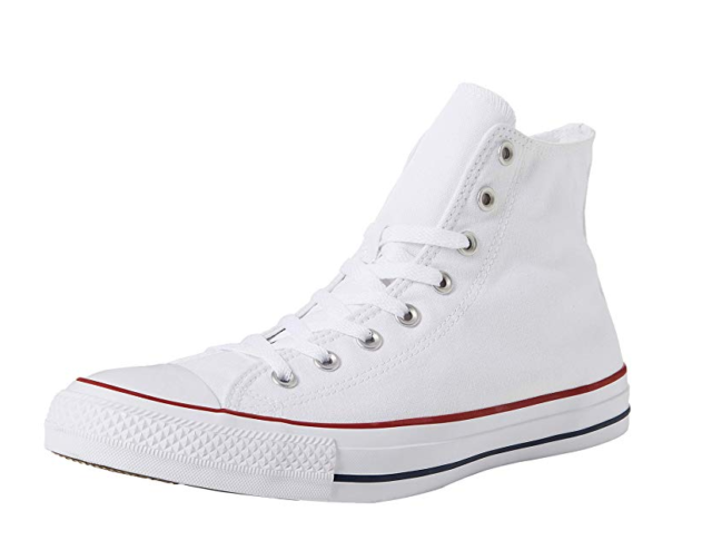 e8d1fdf94 Converse All Star Canvals Optical White Hi Men Size M7650 Shoes ...