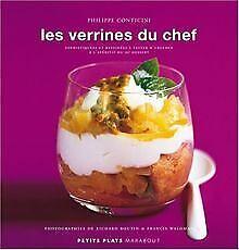 Verrines-du-chef-de-Philippe-Conticini-Livre-etat-tres-bon