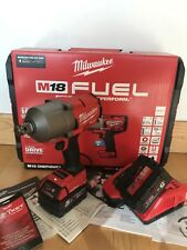 Milwaukee M18ONEFHIWF34-502X 18v  Li-ion Fuel 3/4in Friction Ring Impact Wrench