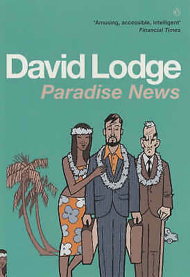 """AS NEW"" Lodge, David, Paradise News, Paperback Book"