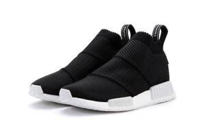 5b48f9154798fc Adidas NMD CS1 Gore-Tex PK Black White Size 8.5 BY9405 yeezy ultra ...