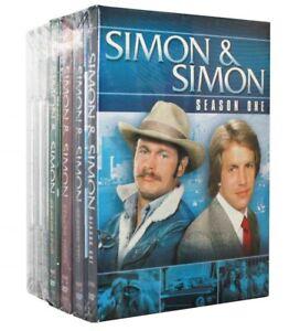 Simon-y-Simon-temporada-1-8-Dvd-Set-conjunto-completo-de-la-serie-vendedor-de-EE-UU-envio-gratuito