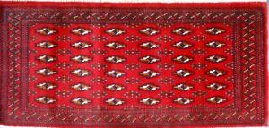 C-1950-Koressan-Baloucci-Antique-Persian-Exquisite-Hand-Made-Rug-1-039-9-034-x-3-039-2-034