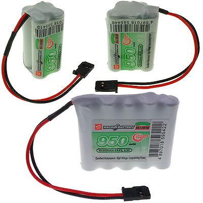 4.8v 6v 8.4v AAA 950mAh VapexTech Low Self Discharge Receiver RX Battery Packs