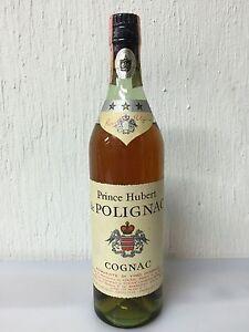 Cognac-Prince-Hubert-De-Polignac-73-Cl-40-Vintage-Rare