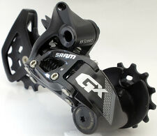 SRAM GX 2x11 Spd Long Cage Rear Derailleur Type 3, Black, 10-42T Compatible, NIB