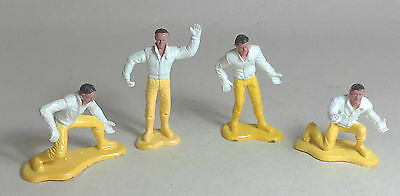 1.32 STRETCHER BEARERS /& PATIENT for Scalextric Airfix Ninco SCX Fly /& More