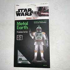 Combo Lot Of 4 Fascinations Star Wars 3D Steel Metal Earth Model Kit