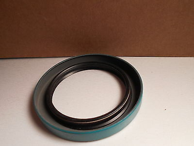 "Oil and Grease Seal 1.378/""x 2.48/""x 0.394/"" Inch Rubber Covered Double Lip w//Garte"