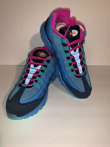 Details about Nike Air Max 95 'hIgh3r l3vel$' Cultivator Collection Mens Size 10 CD9525 991 iD