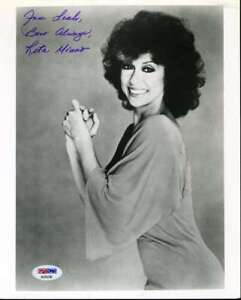 RITA-MORENO-HAND-SIGNED-PSA-DNA-COA-8X10-PHOTO-Autographed-Authentic