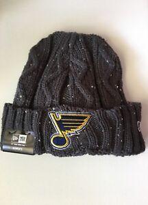 new product f21c0 1e1de Image is loading New-Era-NHL-St-Louis-Blues-Women-039-