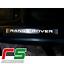 miniatura 1 - Range Rover Evoque soglia battitacco illuminato sottoporta tuning acciaio inox