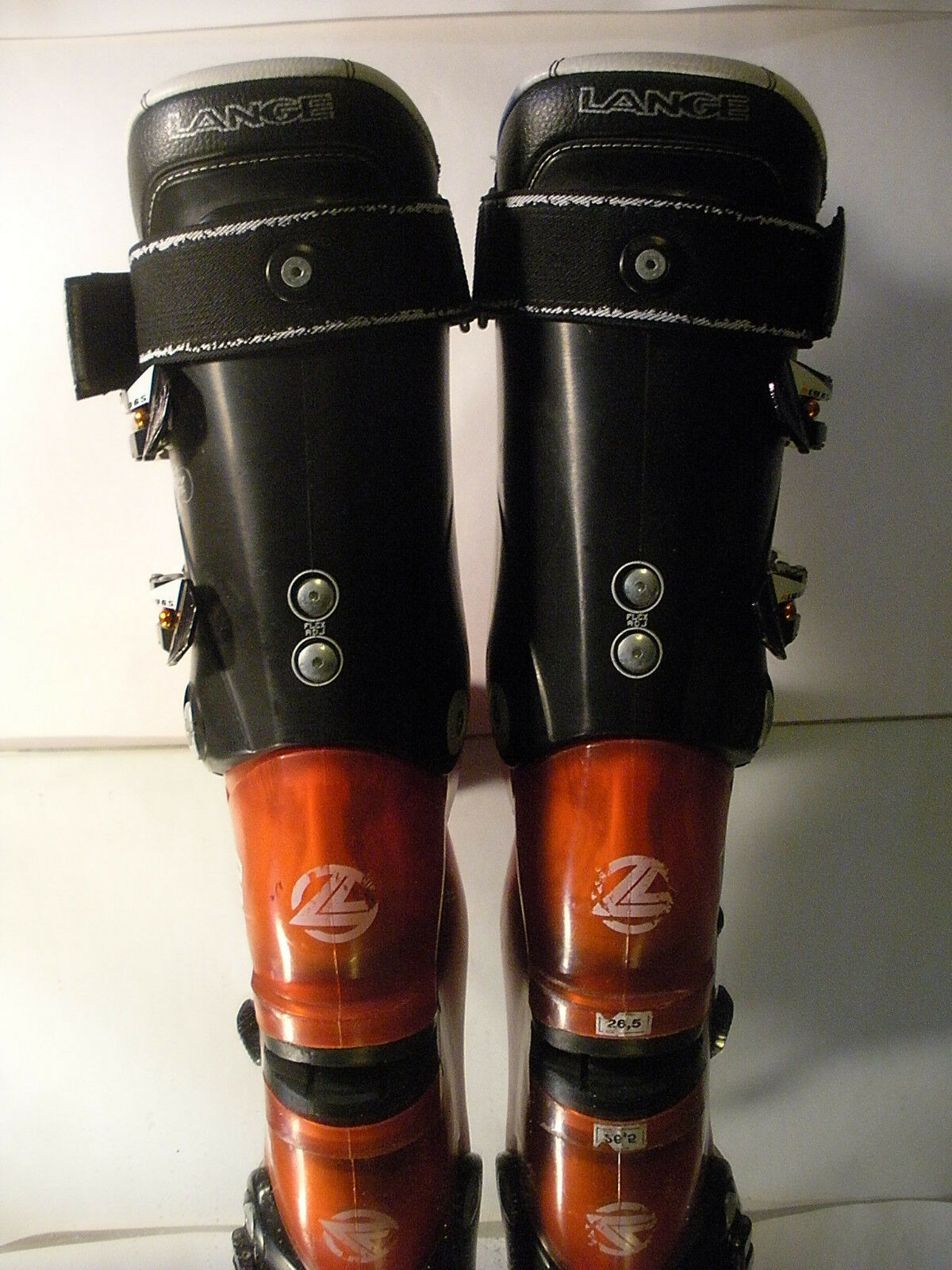 Herren Lange RX 130 RX130 Stiefel Race Racing Ski Stiefel RX130  Herren Mondo Größe 26.5 2e979e