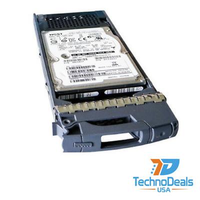 108-00321 NetApp X425A-R6 1.2TB 10K SAS HDD Hard Drive Fast Free Ship