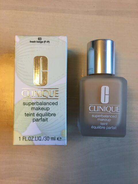 Clinique By Clinique Superbalanced Makeup - No. 04 Cream