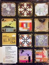 Anita Goodesign Embroidery Designs CD & BOOK ALL ACCESS VIP Club APRIL 2016