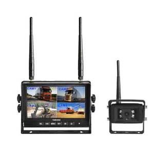 Haloview MC7101 7'' Digital Wireless Backup Camera System Kit