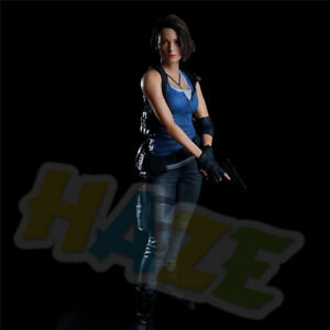Resident-Evil-Jill-Valentine-1-6-30cm-PVC-Action-Figure-Model-Toy-New-Collection