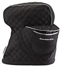 KitchenAid KSMCTIOB Fitted Stand Mixer Cover - Onyx Black