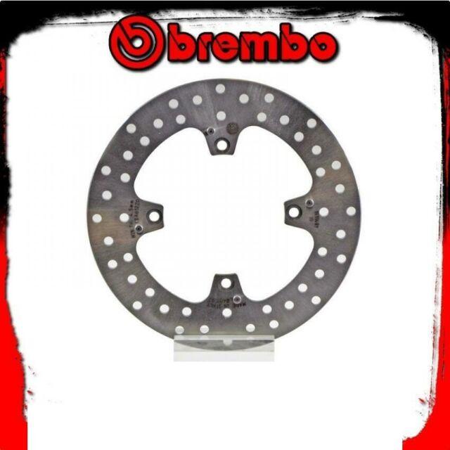 Brake Disc Rear Brembo 68B40792 Ducati Monster S4 1000 Rs 2007 2008 2009