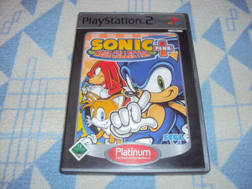 1 von 1 - Sonic Mega Collection Plus (Sony PlayStation 2, 2006)