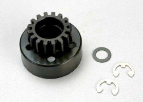 5215 Traxxas R/C  Car Spares Clutch Bell 15T 5215 Fibre Washers 2 & E-Clips 2