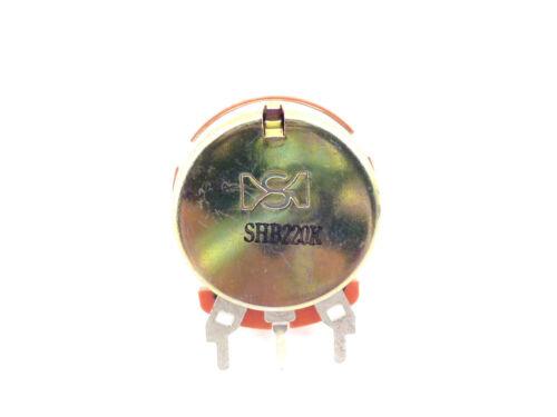 24mm Marshall Potentiometer 220kb Lin
