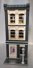 LEGO CITY CUSTOM MODULAR  BUILDING - ART GALLERY STORE WITH STUDIO