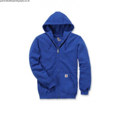 CARHARTT Men/'s Authentic Hooded Sweatshirt K122-432 REGULAR FIT MEDIUM SIZE