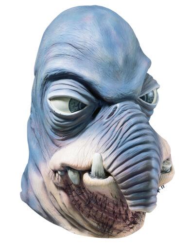 Mens Watto Full Mask Star Wars Costume Accessory