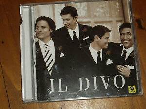 Il divo cd 39 il divo 39 2004 as new ebay - Album il divo ...