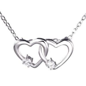 STERLING-SILVER-NECKLACE-LOVE-HEART-CHARM-PENDANT-CRYSTAL-GIFT-FOR-HER-LOCKET